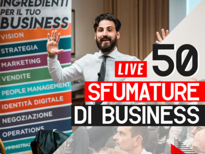 50 Sfumature di Business Evento LIVE
