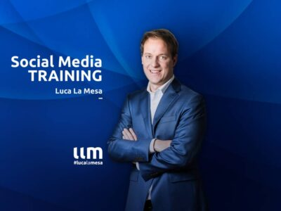 Luca La Mesa: Social Media Strategist
