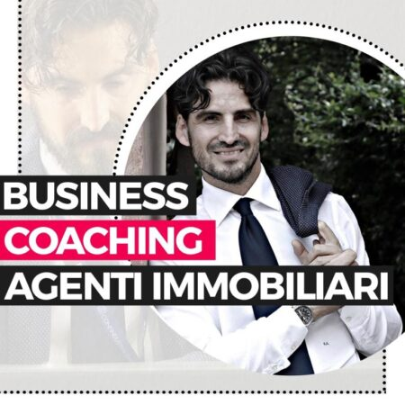 Business Coaching per agenti immobiliari
